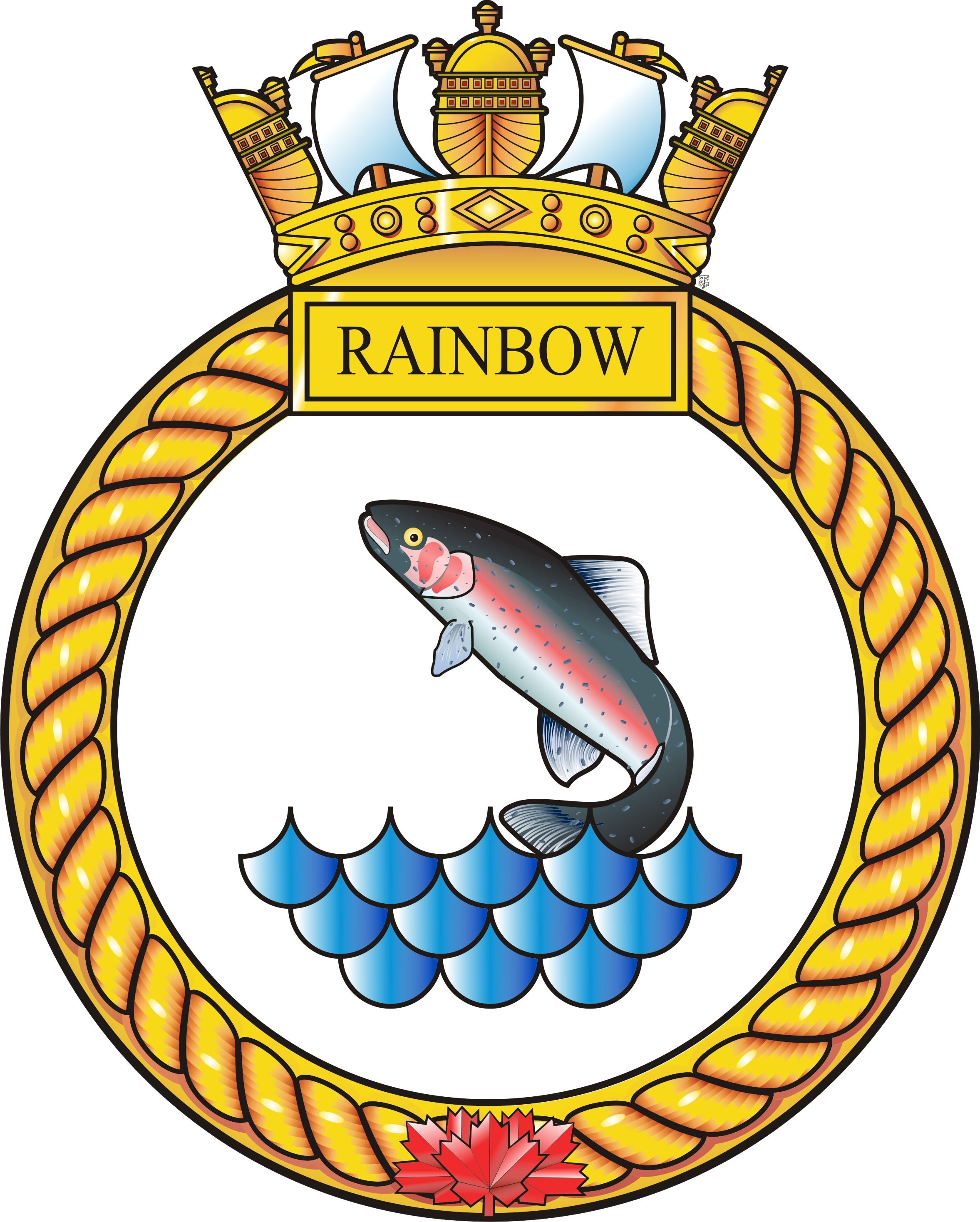 Sea Cadet Badges