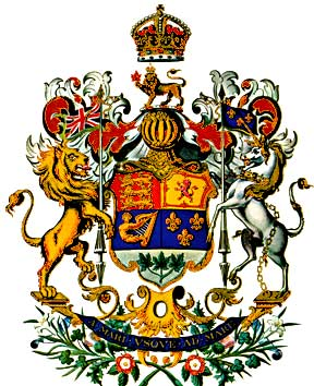 Family Coat of Arms Canada