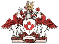 Armorial Bearings of the Canadian Heraldry Authority