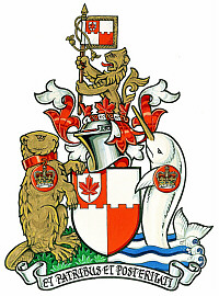 Armorial Bearings of the Royal Heraldry Society of Canada